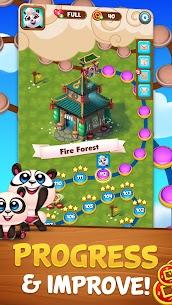 Bubble Shooter Panda Pop MOD (Unlimited Money) 5