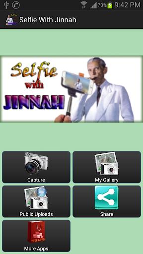 Selfie With JINNAH