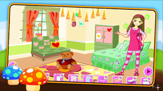 Girl Home Decoration Games ❤ - Android Apps On Google Play
