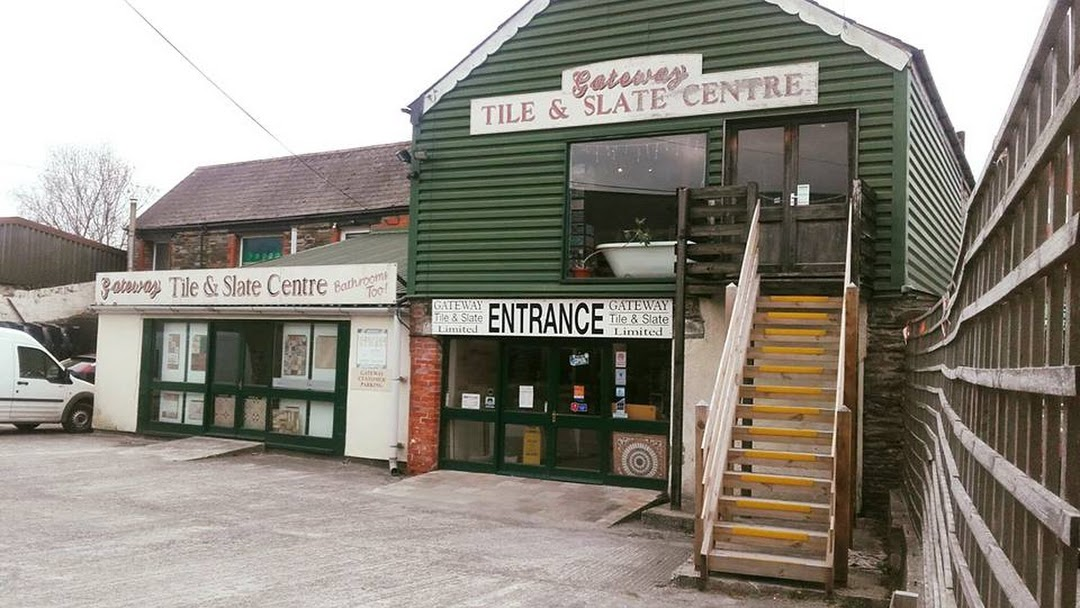 Gateway Tile & Slate Ltd - Tile Showroom, bathroom showroom
