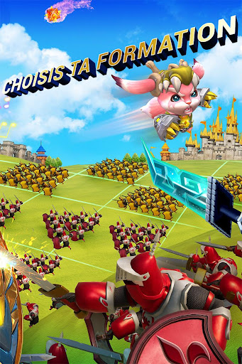 Lords Mobile: Guerre des Royaumes - Bataille RPG  captures d'écran 3