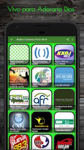 Radios Cristianas⭐Emisoras Evangélicas-Cristianas - náhled