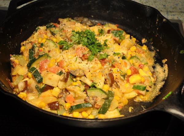 Farmers Market Vegetables Recipe
