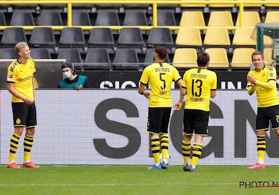 Thorgan Hazard na zijn sterke prestatie opnieuw een basisplaats voor Dortmund, Jadon Sancho nogmaals op de bank