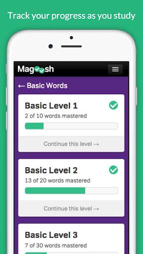 GRE Vocabulary Builder - Test Prep screenshot 16