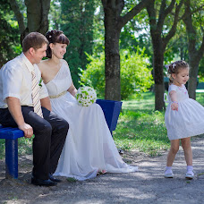 Wedding photographer Oksana Grichanok (KsushOK). Photo of 19.08.2013