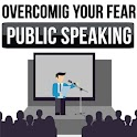 Get over public speaking fears icon