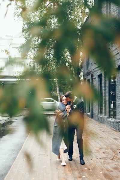 Wedding photographer Алина Посторонка (alinapostoronka). Photo of 23.09.2016
