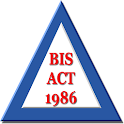 Bureau Of Indian Standards Act icon