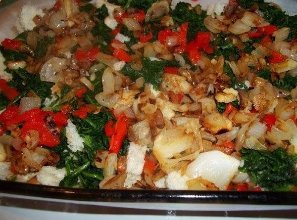 Saute onion and garlic ( optional ) I like to cook onion until just...