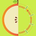 Fruitveiling. icon