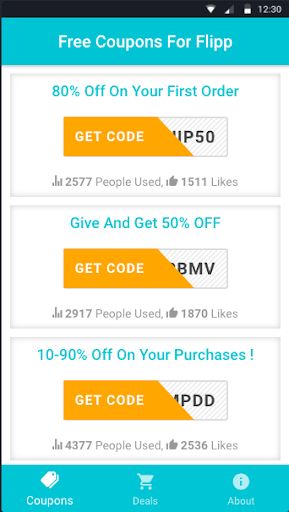 Coupons For Flipp Shopping for PC