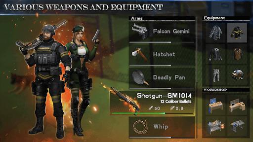 WarZ: Law of Survival 1.9.0 screenshots 8