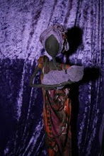Photo: PURPLE MOTHER AND CHILD - sold