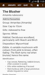 Fungi of Britain - náhled