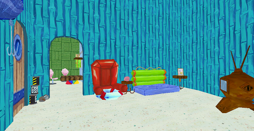Bikini-Bottom in 3D (Sponge Bob) 1 screenshots 1