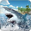 Tiger shark Robot - Underwater FPS Sniper Shooting icon