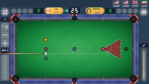snooker game - Offline Online free billiards apkmr screenshots 8