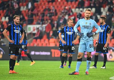 Geen nieuwe coronabesmettingen bij Club Brugge: Mignolet, Kossounou en Krmencik zitten in de selectie voor de wedstrijd tegen Lazio