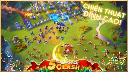 Castle Clash: Quyu1ebft Chiu1ebfn  {cheat|hack|gameplay|apk mod|resources generator} 3