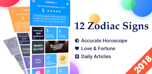 Zodiac sign dating app