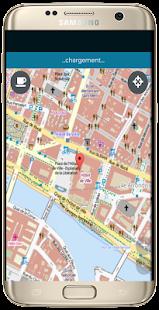 خريطة العالم وتحديد المواقع - náhled
