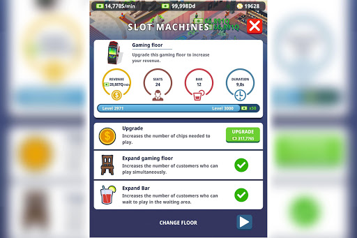 Idle Casino Manager - Business Tycoon Simulator 2.1.2 screenshots 7