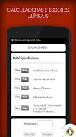 Screenshot of Emergências Clínicas Lite