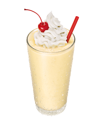 Photo Of Sonic Yellow Cake Batter Classic Shake