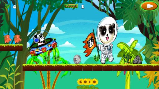 panda mini run