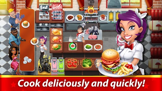 Cooking Stars. Restaurant & Cafe Game 2