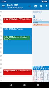 aCalendar+ Calendar & Tasks v2.0.9 [Paid] APK 2