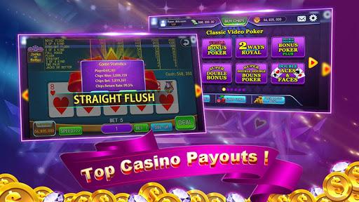 Video Poker : Classic Casino Poker Games Offline  screenshots EasyGameCheats.pro 3