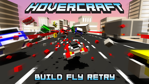 Hovercraft - Build Fly Retry apkpoly screenshots 5