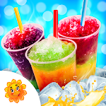 Icy Slushy Maker Cooking Game Icon