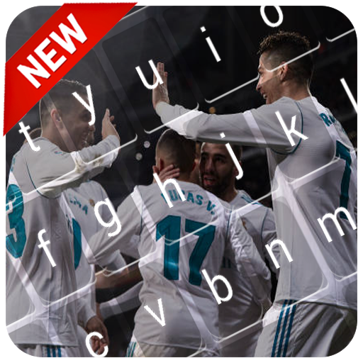 Real Madrid Keyboard Pro app (apk) free download for Android