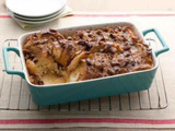 Cinnamon Raisin French Toast Soufflé Recipe