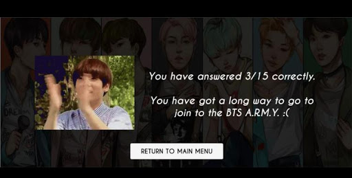 BTS ARMY Fan Quiz 2.3.2 screenshots 9