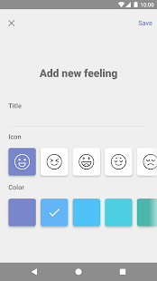 Download Feels App - daily mood journal & pixel grid For PC Windows and Mac apk screenshot 4