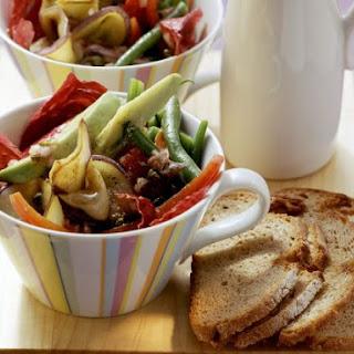 Savoury Eggplant Salad