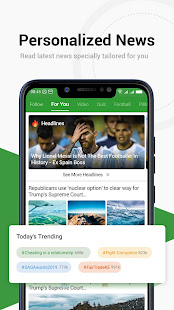 App Scooper News: Trending News, Videos, Live Football APK for Windows Phone