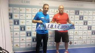 Miguel Brugarolas y Óscar García Poveda.