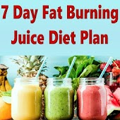 7 Day Fat Burning Juice Diet Plan