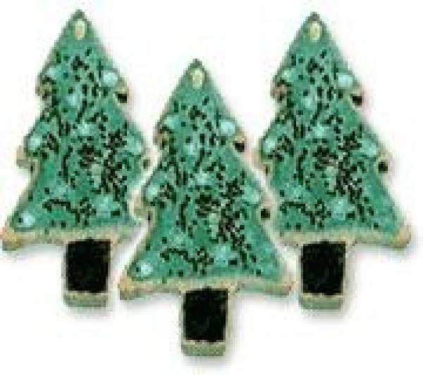 Rolled Christmas Sugar Cookies Recipe