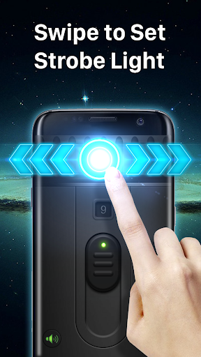 Super-Bright LED Flashlight Screenshot
