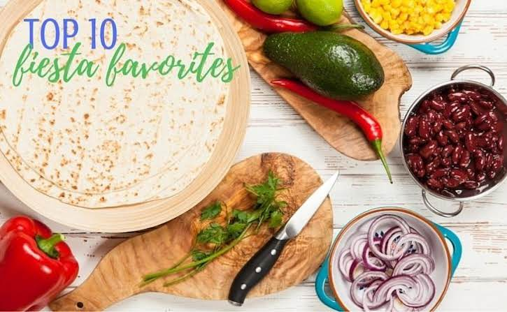 Top 10 Fiesta Faves