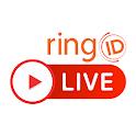 ringID Live - Live Stream, Live Video & Live Chat icon