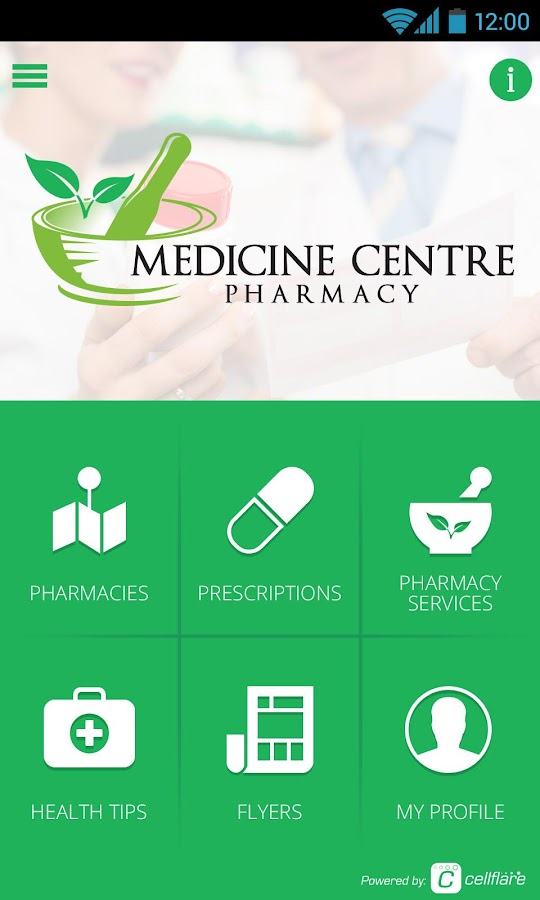 Medicine Centre- screenshot