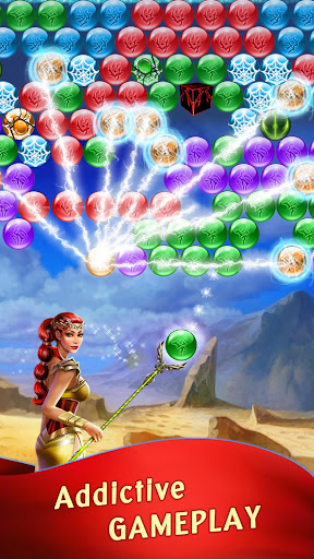 Lost Bubble - Bubble Shooter screenshot 3
