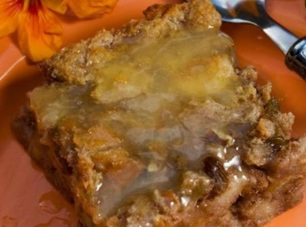 Grandma's Bread Pudding Recipe